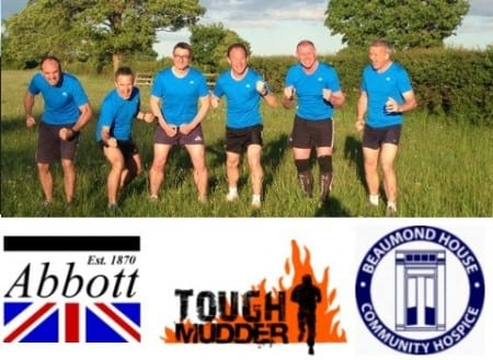 Abbott mudder team
