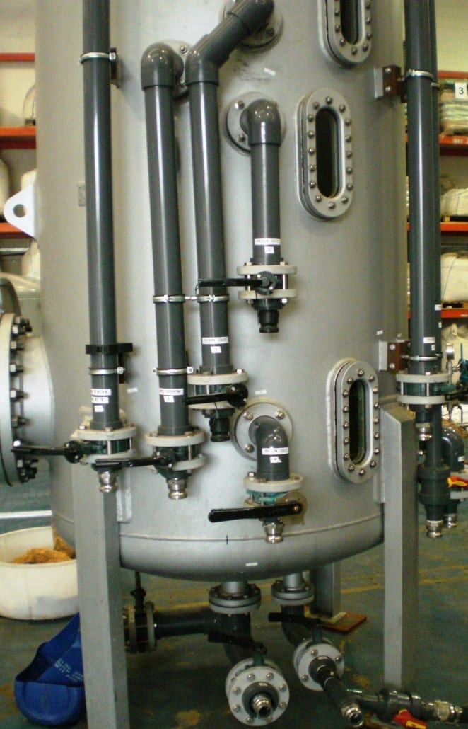 Filter Vessel, Pressure Vessels, Air Receivers, Steam Vessels, sight glasses, bespoke, connections, manufacturing, design and manufacture