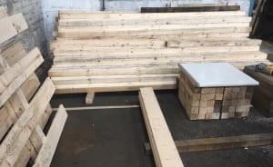 Wood for preparing crates for packing pressure Vessels to BS1133-8:2011
